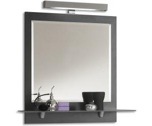 Badspiegel Mit Ablage Und Beleuchtung spiegel mit ablage preisvergleich günstig bei idealo kaufen