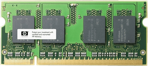 Hewlett-Packard HP 4GB SO-DIMM DDR3 PC3-12800 (...