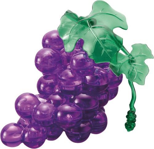 HCM-Kinzel Crystal - Trauben / Weintrauben lila (46 Teile)