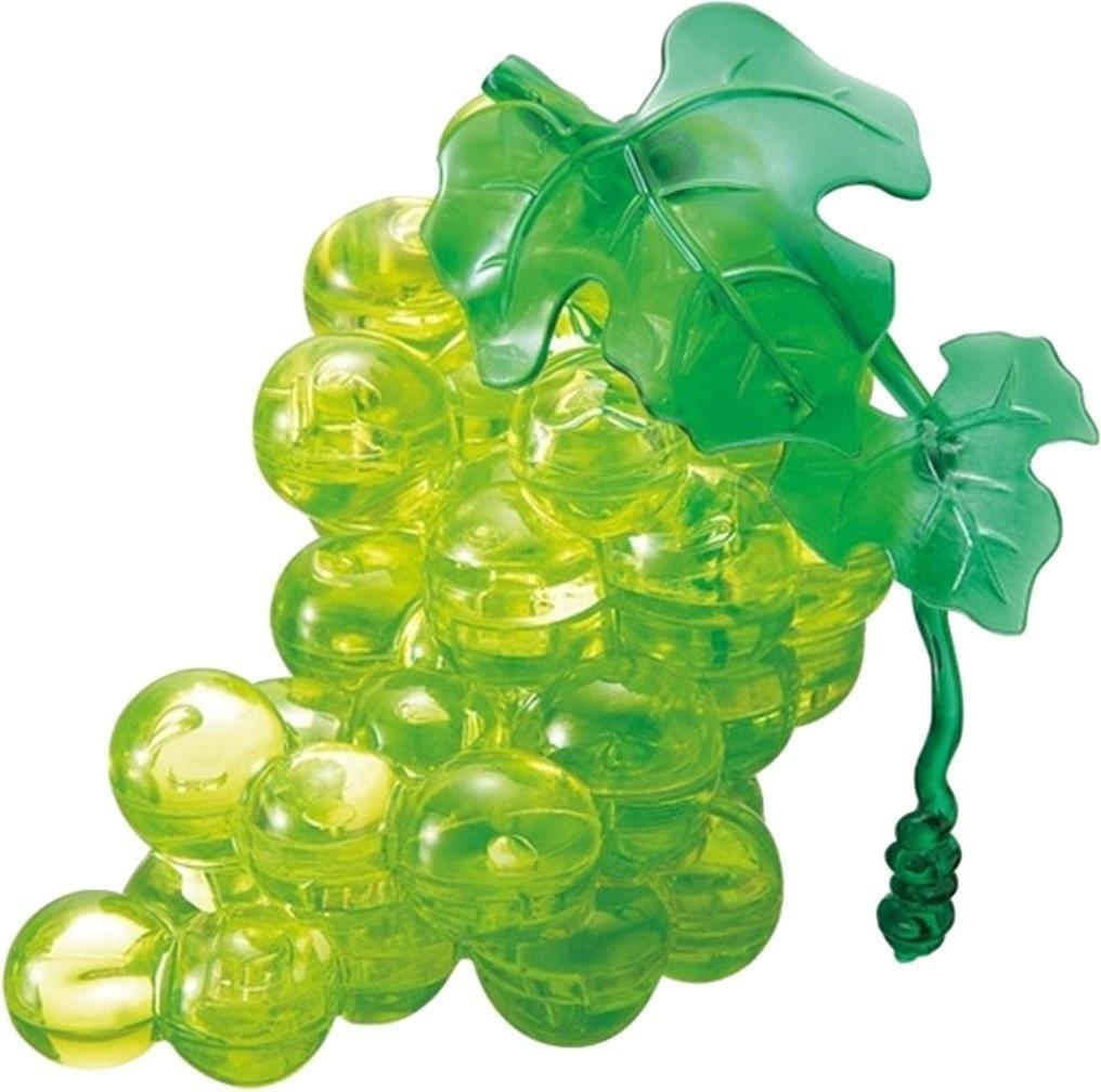HCM-Kinzel Crystal - Trauben / Weintrauben grün (46 Teile)