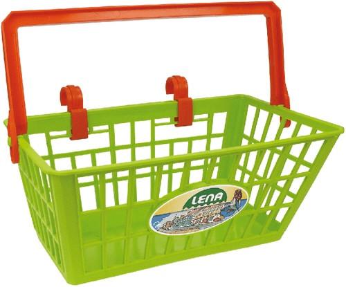 Lena Fahrradkorb grün