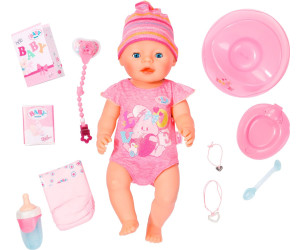 Puppe günstig kaufen Zapf Creation 822005 Baby Born Interactive