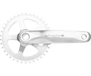 Kurbeln und Kurbelgarnituren für Fahrräder aus Stahl günstig