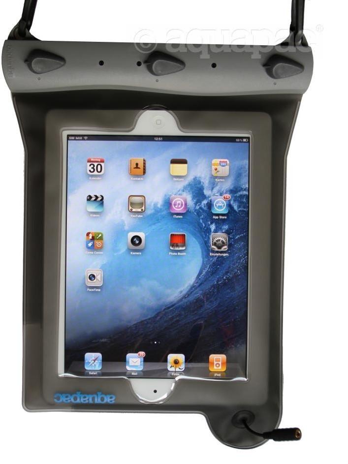 Image of Aquapac iPad-Case Slim with Headphone Connection