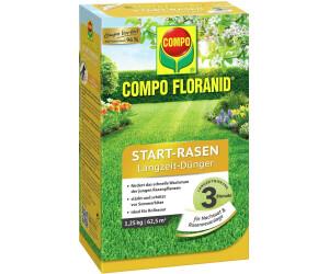 Außergewöhnlich Compo Floranid Rasen Start-Dünger ab 12,89 € | Preisvergleich bei #VZ_34