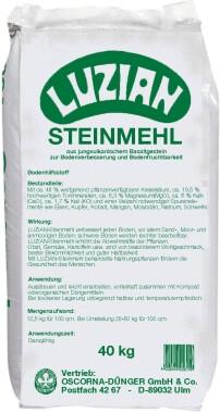 Oscorna Luzian-Steinmehl