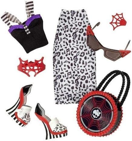 Monster High Monster High Fashion Operetta (X3665)