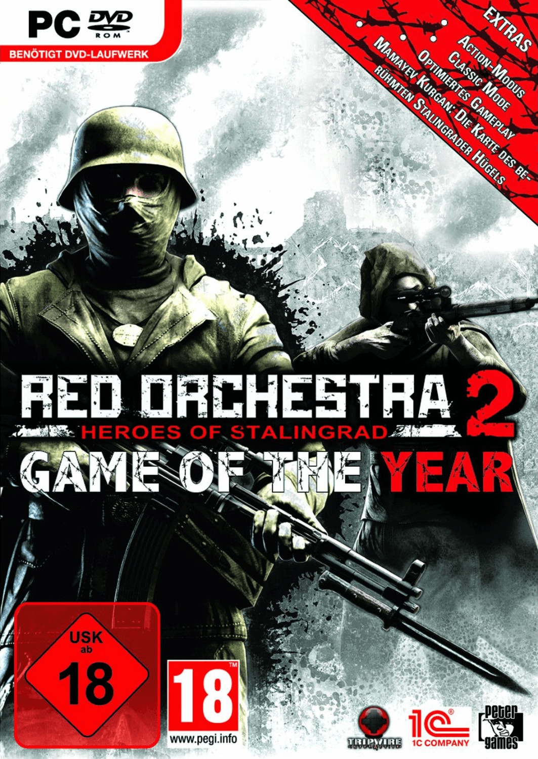 Red Orchestra 2: Heroes of Stalingrad - Game of...