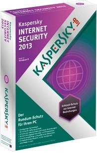 Image of Kaspersky Internet Security 2013