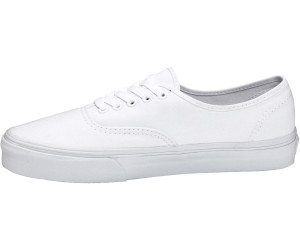 c117e85eb47 Buy Vans Authentic all true white from £16.64 – Best Deals on idealo ...