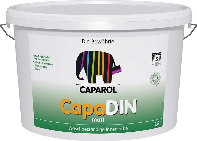Caparol CapaDin 12,5 l (matt)