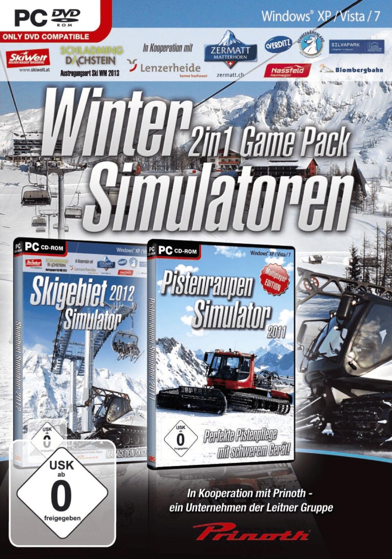 Winter Simulatoren: 2in1 Game Pack (PC)