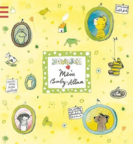 #Ars Edition Janosch Mein Baby-Album 23×25/56#
