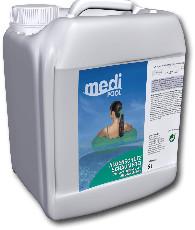mediPOOL Algenschutz Schaumfrei 5 Liter