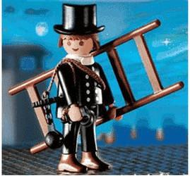 Playmobil Schornsteinfeger (4617)