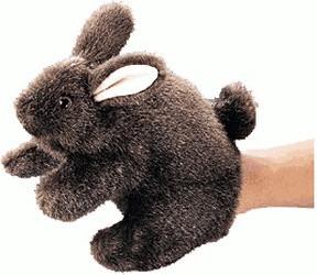 Folkmanis Puppets - Häschen 20 cm