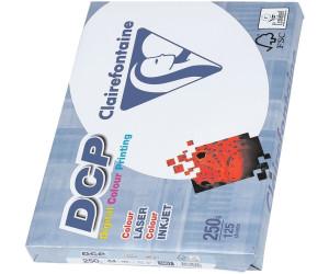 Clairalfa 1857SC Multifunktionspapier DCP DIN A4 250 g//qm weiß