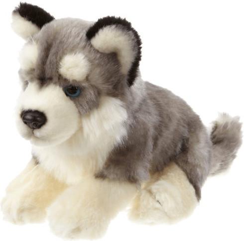 Mimex Lifelike - Hund sitzend 19 cm