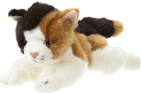Mimex Lifelike - Calico Katze 15 cm