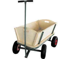 ohne Bremse Mendler Bollerwagen Handwagen Leiterwagen Oliveira ~ ohne Sitz ohne Dach