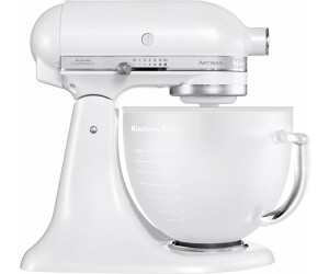 Kitchenaid robot da cucina artisan perla 5ksm156efp a for Kitchenaid opinioni