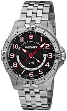 Wenger Squadron GMT (77076)