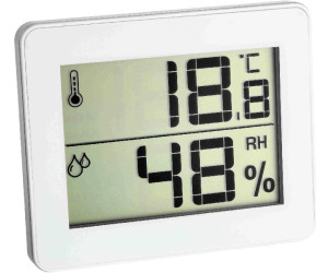 tfa dostmann thermo hygrometer ab 8 95. Black Bedroom Furniture Sets. Home Design Ideas