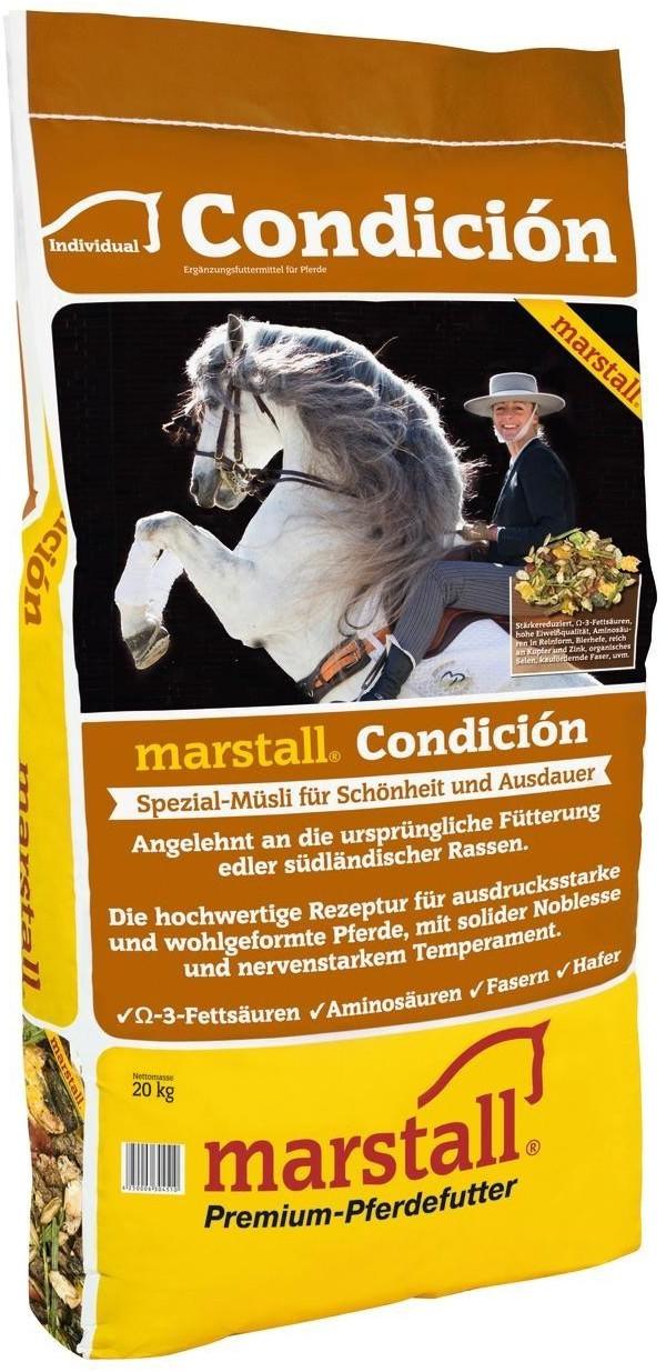 Marstall Pferdefutter set