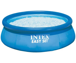 Buy Intex Easy Set Quick Up Pool 8ft x 30in (244 x 76cm) from £22 99