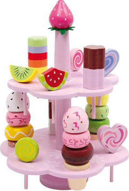 Legler Etagere Süßigkeiten