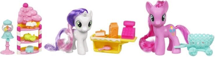 My Little Pony Story Themenset sortiert
