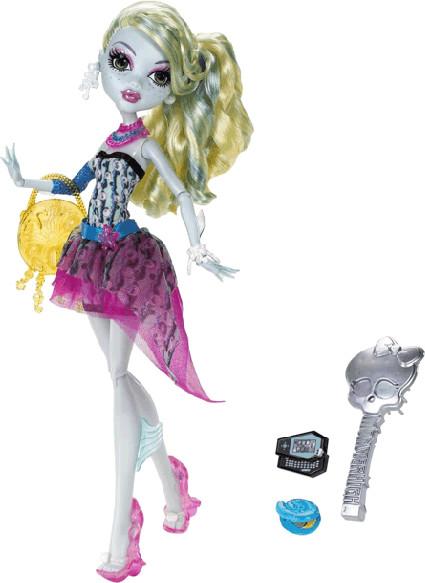 Monster High Monster High - Dot Dead Gorgeous - Lagoona Blue (X4530)