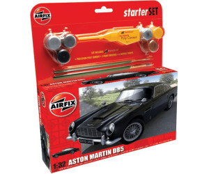 Image of Airfix Aston Martin DB5 Starter Set (A50089)