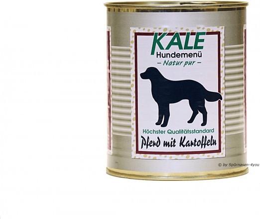 Kale Pferd mit Kartoffeln (800 g)
