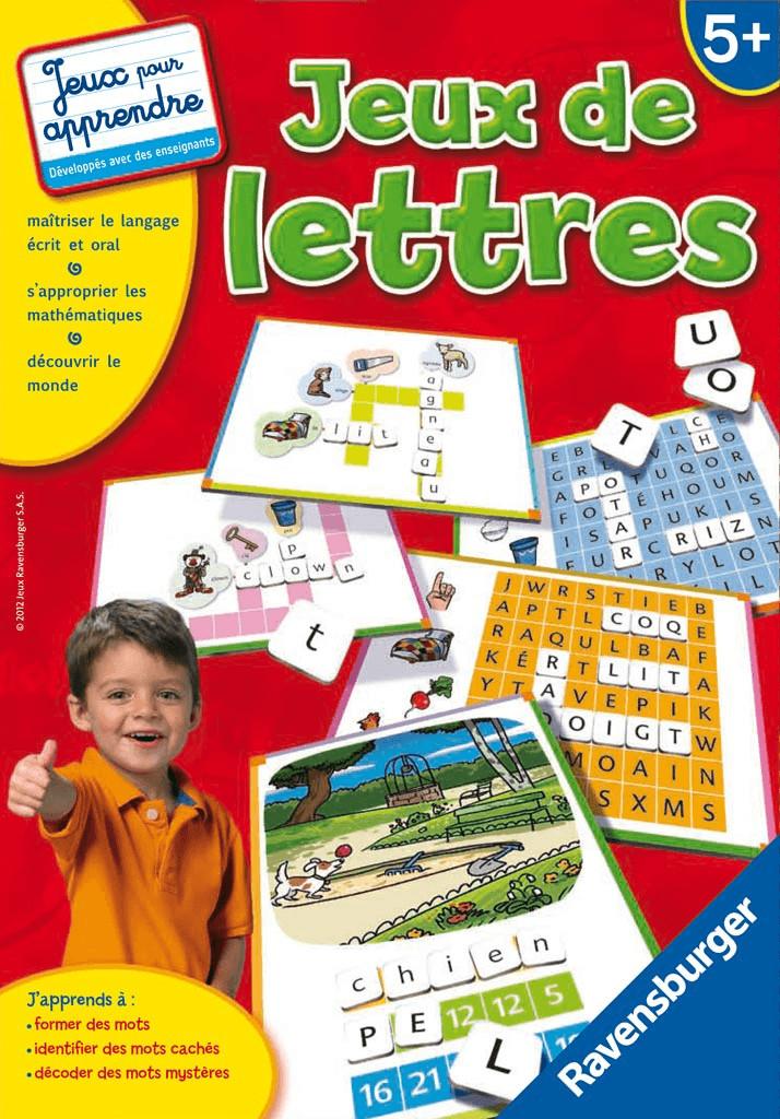 Ravensburger Jeux de Lettres (french)