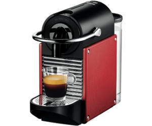 Buy Magimix M110 Nespresso Pixie Aeroccino Carmine Red