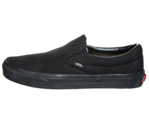 5740e0c4ad8 Buy Vans Classic Slip-On all black from £35.00 – Compare Prices on ...