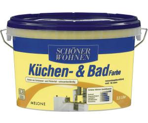 Schöner Wohnen Küchen- und Badfarbe 2,5 l ab 24,91 ...