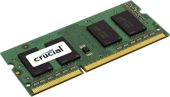 #Crucial 4GB SO-DIMM DDR3 PC3-10667 CL9 (CT4G3S1339MCEU)#