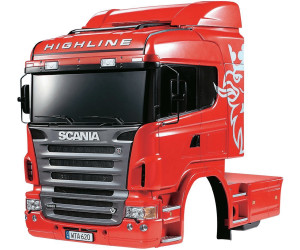 tamiya fahrerhaus scania r620 6x4 highline 56514 ab 124. Black Bedroom Furniture Sets. Home Design Ideas