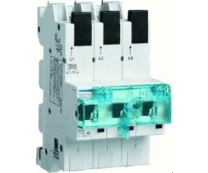 25 A QC Sammelschiene 3 polig E-Charakteristik Hager HTS325E SLS-Schalter 3P E