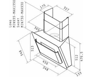 Elica BELT IX/F/55 a € 370,00 | Miglior prezzo su idealo
