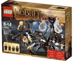 LEGO The Hobbit Flucht vor den Mirkwood Spinnen 79001 günstig kaufen
