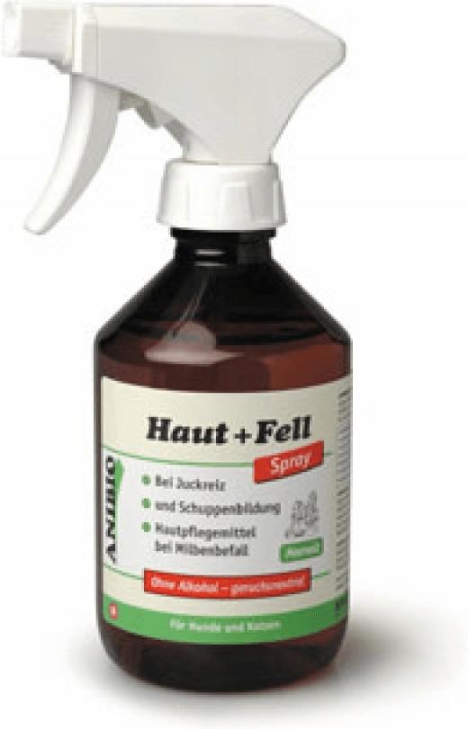 ANIBIO Pflege-Spray für Hunde und Katzen 100 ml