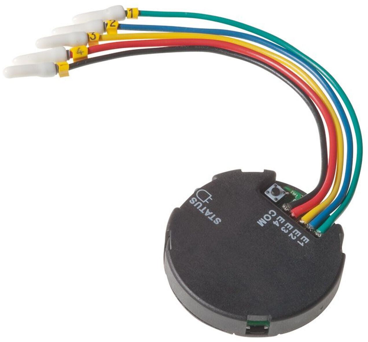 HomeMatic Funk-Tasterschnittstelle 4-fach (HM-PBI-4-FM)