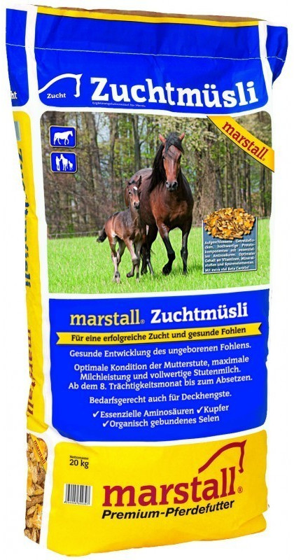 Marstall Zuchtmüsli (20 kg)