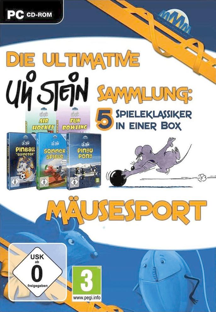 Die ultimative Uli Stein Sammlung: Mäusesport (PC)