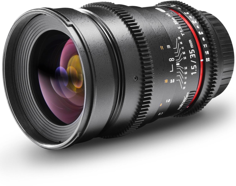 Walimex pro 35 mm f1.5 VDSLR [Samsung NX]