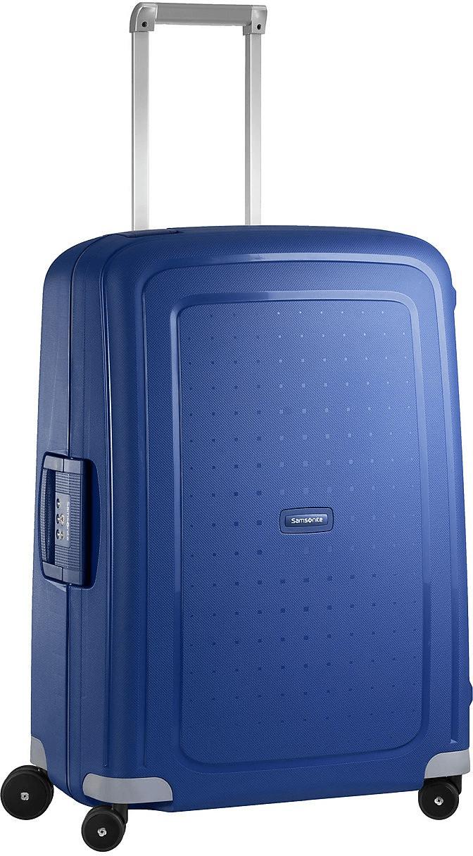 Samsonite S'Cure Spinner 69 cm dark blue
