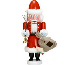Weihnachtsdeko Seiffen.Seiffener Volkskunst Nussknacker Weihnachtsmann 38 Cm Ab 67 00